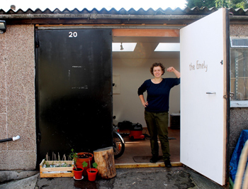 Rosalie Schweiker, 20 Parade Mews, home to The Emely 2012–2015
