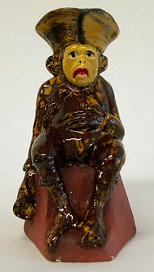 Seated Monkey Toby Jug #Gallery Proof